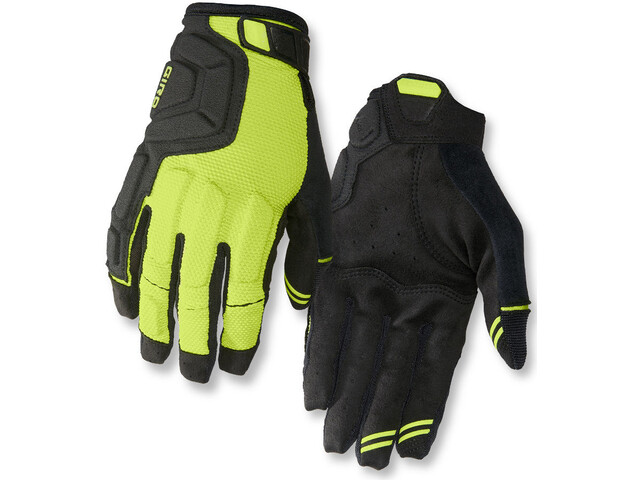 Giro Remedy X2 Handskar Herr lime/black